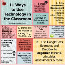 11 way to us tech in the classroom